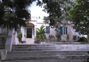 Hemingway's house outside of Havana